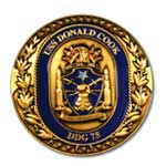 Embossed Challenge Coins