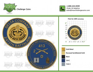 Custom Challenge Coins
