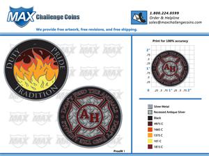 proof-1-Max Challenge Coins