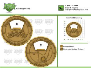 proof-4-Max Challenge   Coins