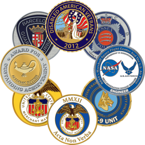 Challenge Coins-Collection