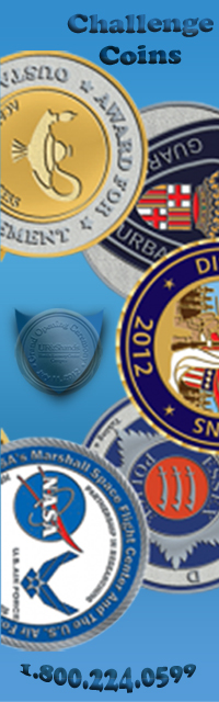 Challenge Coins Collection