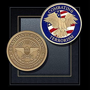 Custom Memorial Coins