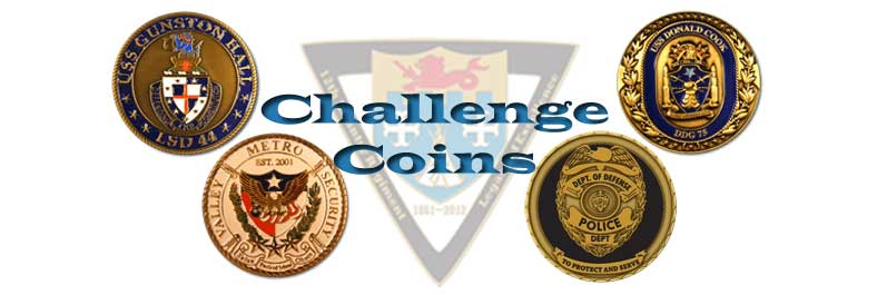 Challenge Coins Imaginations