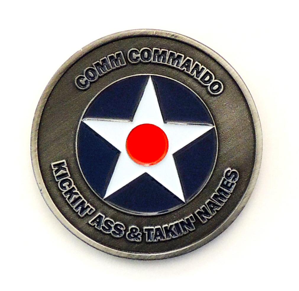Award Challenge Coins